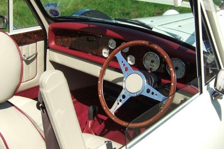Beauford Vintage Wedding Car